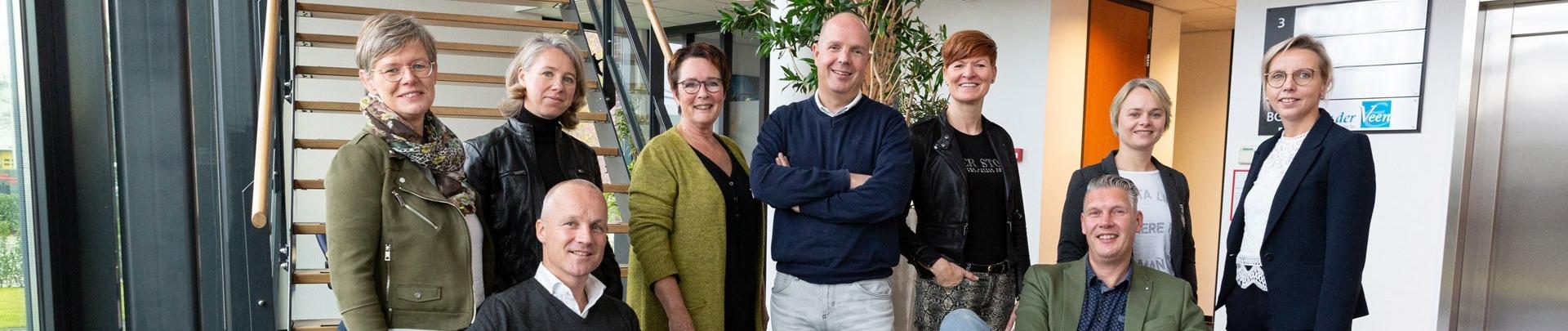 Het team van Van der Veen Financieel Advies
